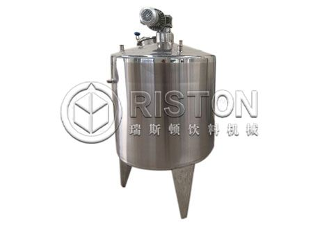 Three Layer Insulation Tank