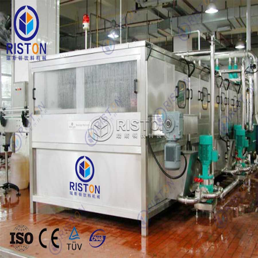 Bottle Warming and Cooling Machine