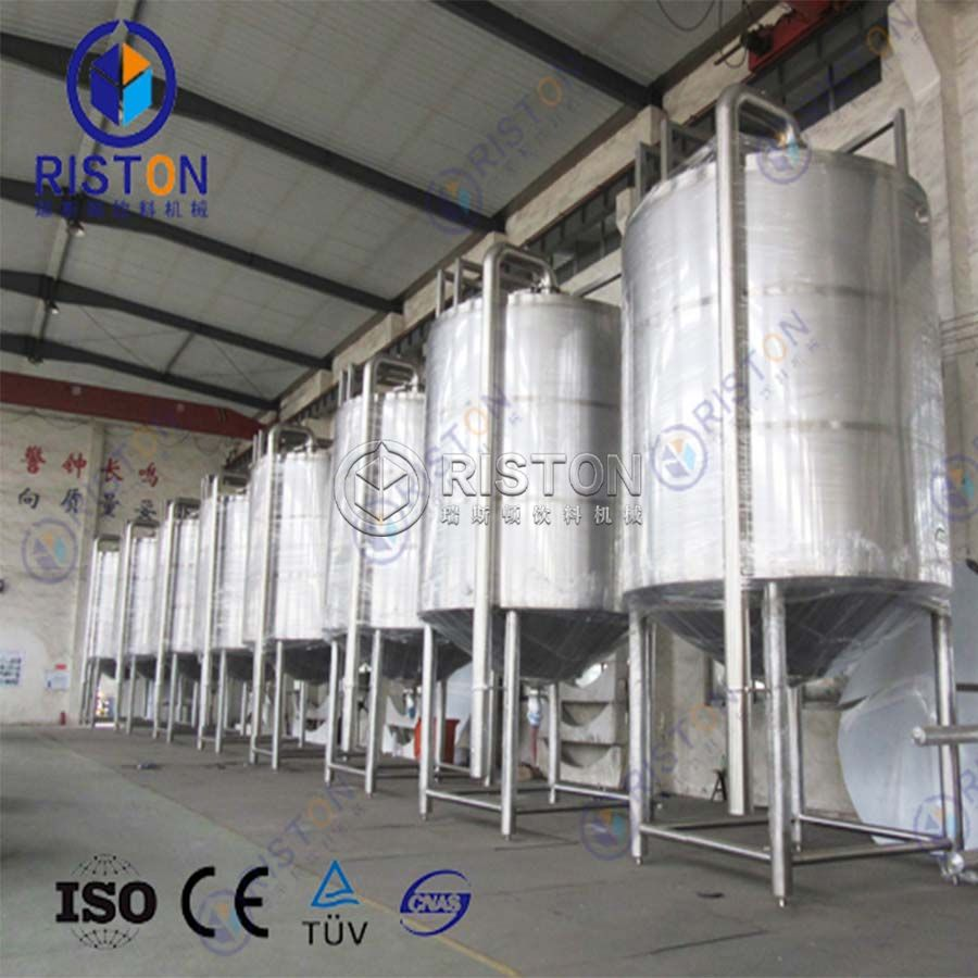 Cooling and Heating Tank
