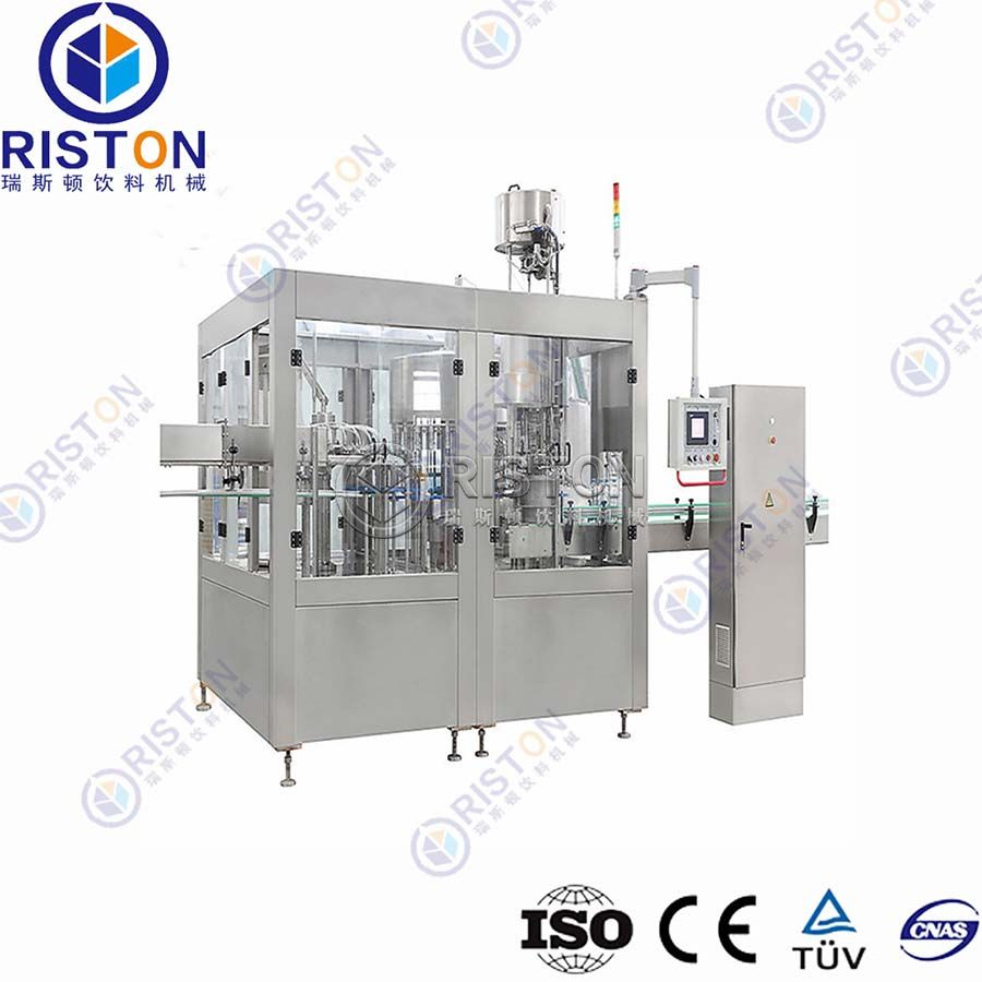 Water Filling Line China