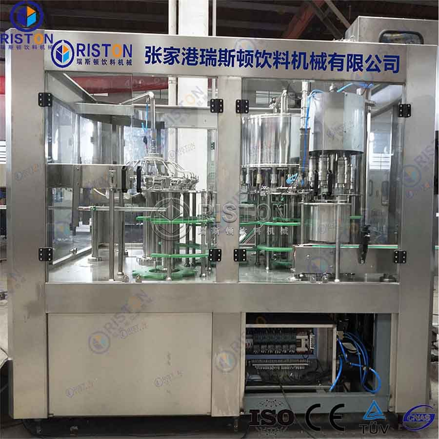 Water Filling Production Line Price