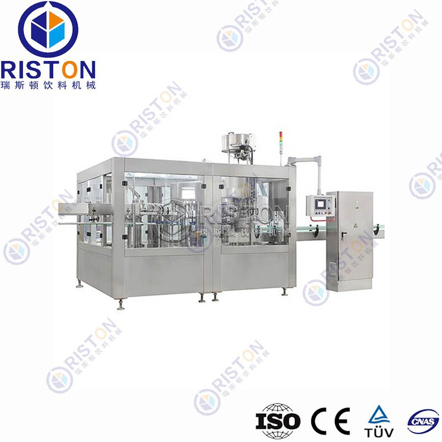Mineral Water Filling Line Manufacture