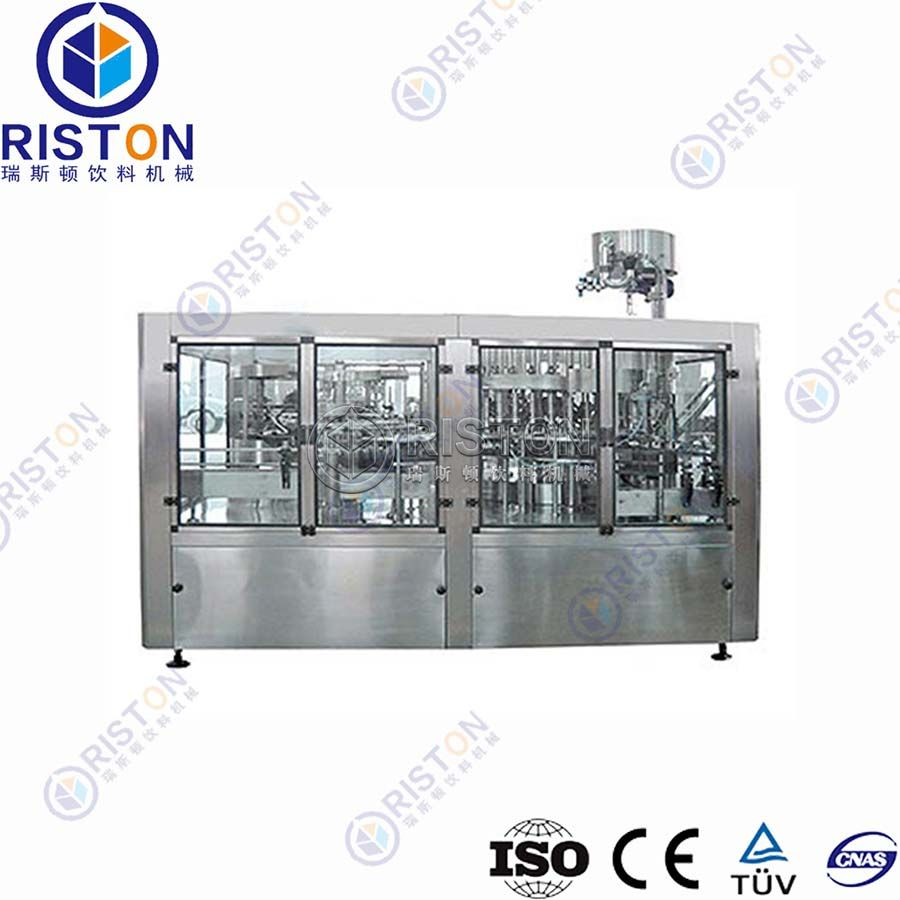 Mineral Water Filling Production Line Manufacture
