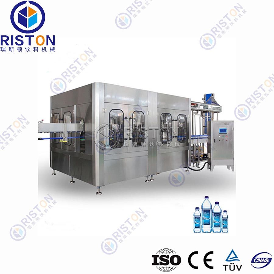 Pure Water Filling Production Line Manufacture