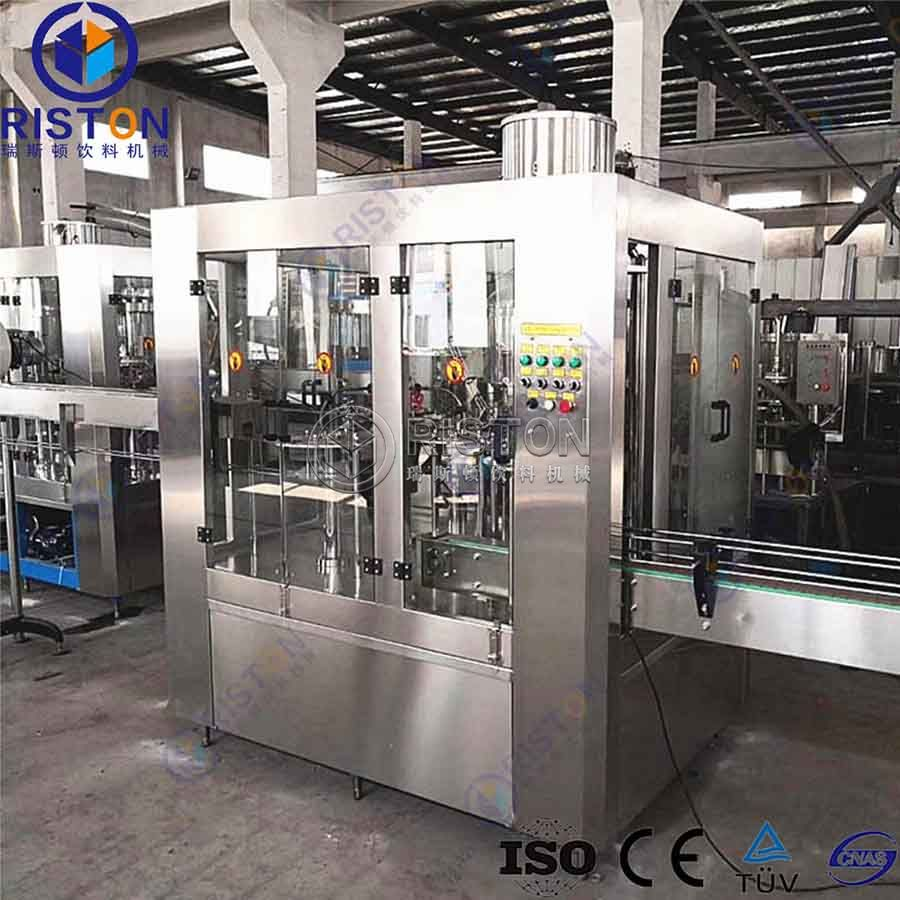 Drinking Water Filling Machine Manufacture