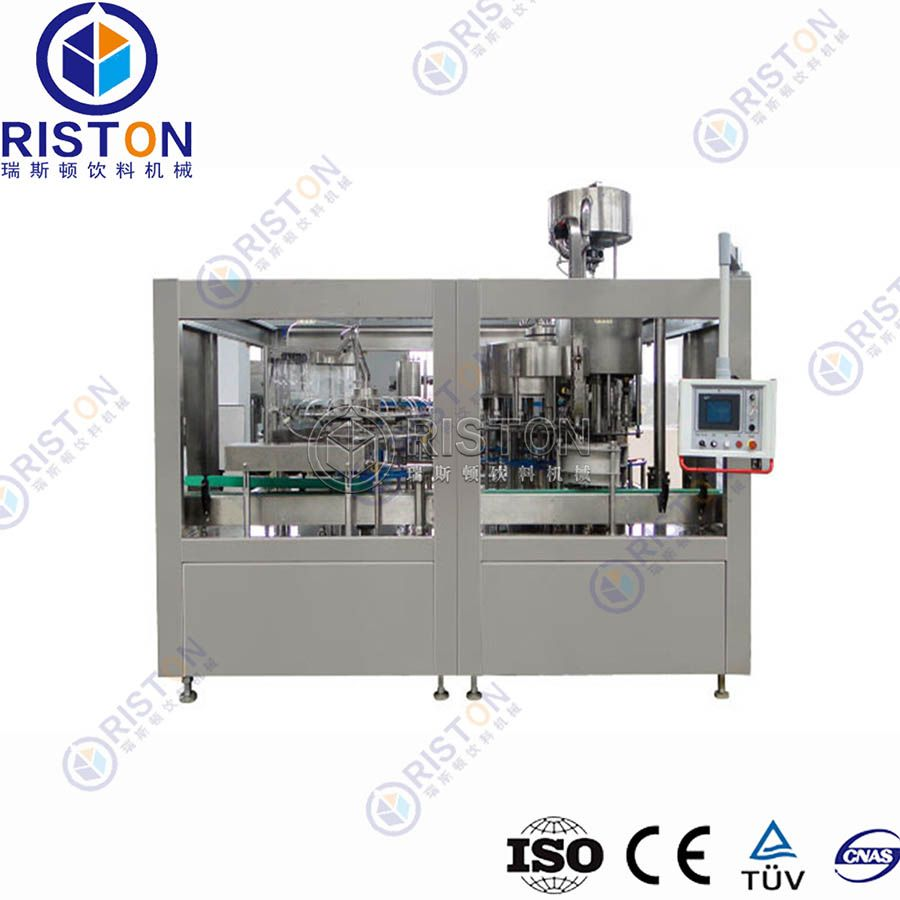 Bottled Water Filling Machine Price