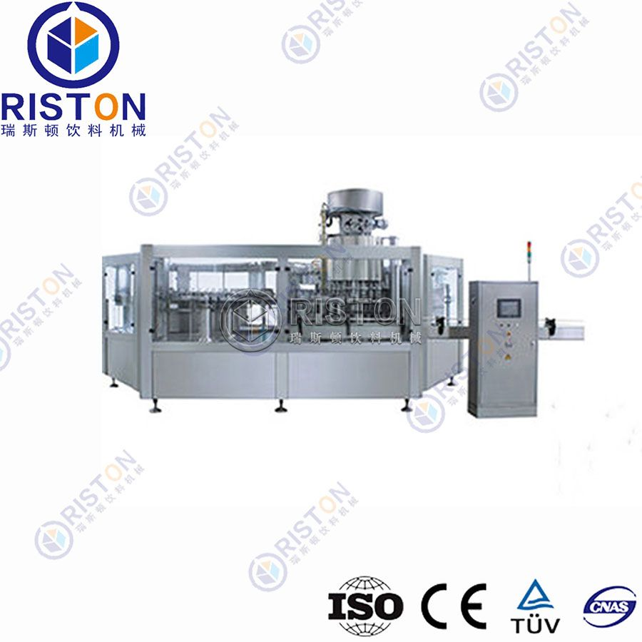 8000/h Bottled Water Filling Line Price